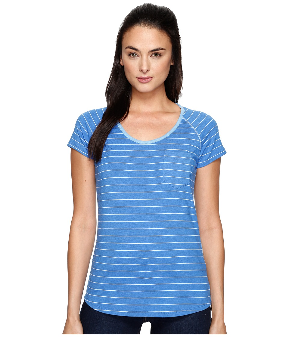 KUHL Kyra Short Sleeve Shirt (Atlantis) Women