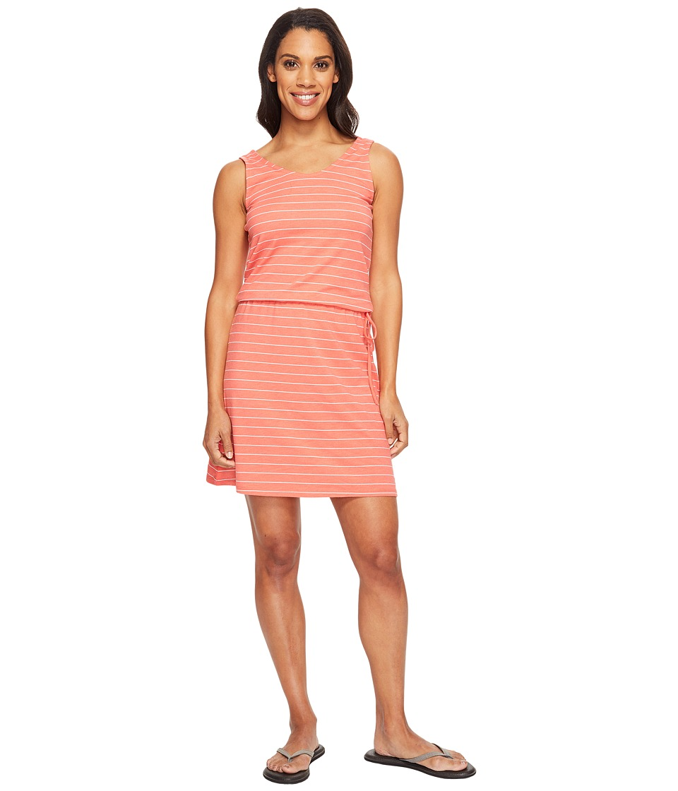 KUHL - Kyra Switch Dress (Guava) Women's Dress