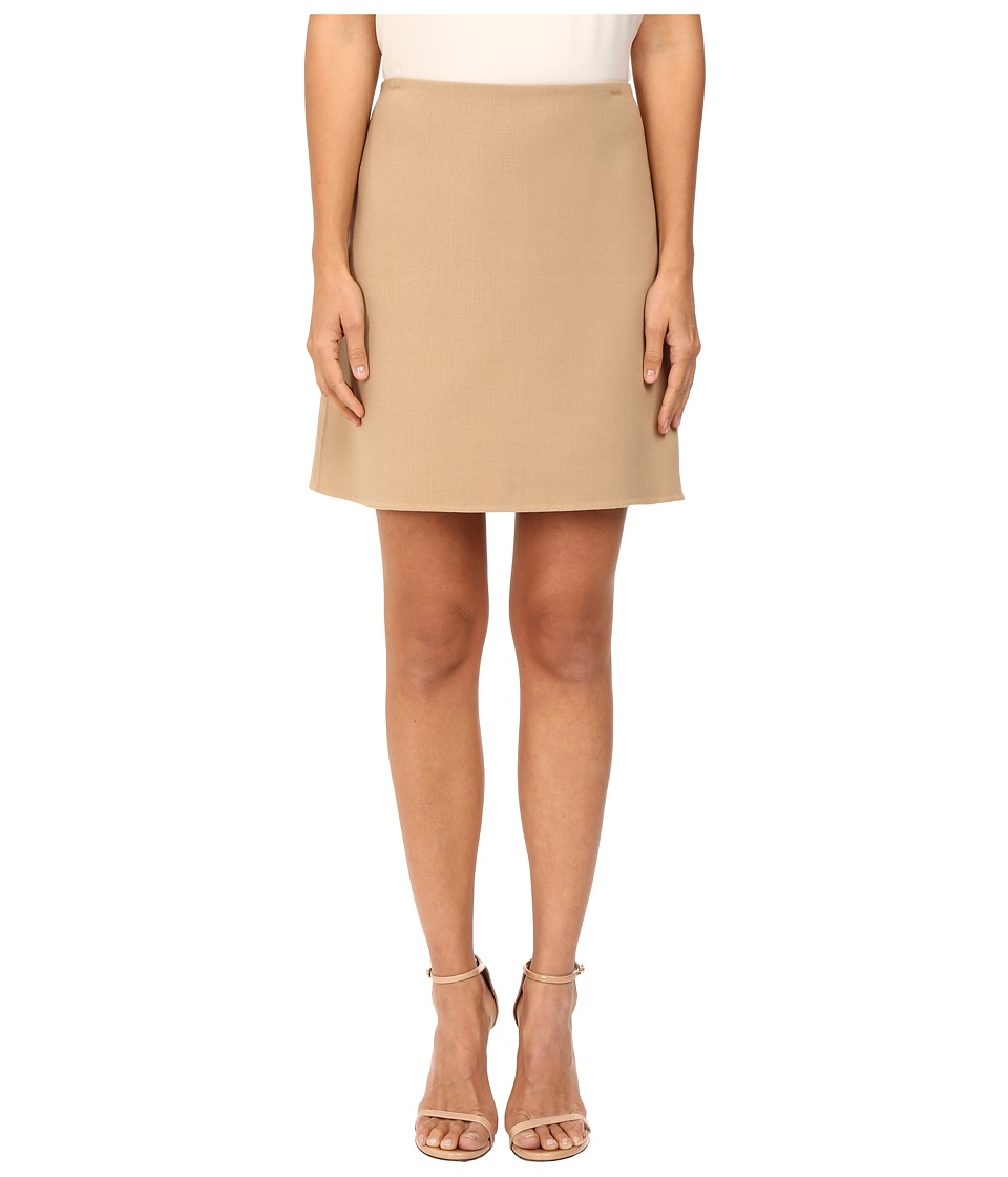 Theory - Irenah Saxton Skirt (Palomino) Women's Skirt