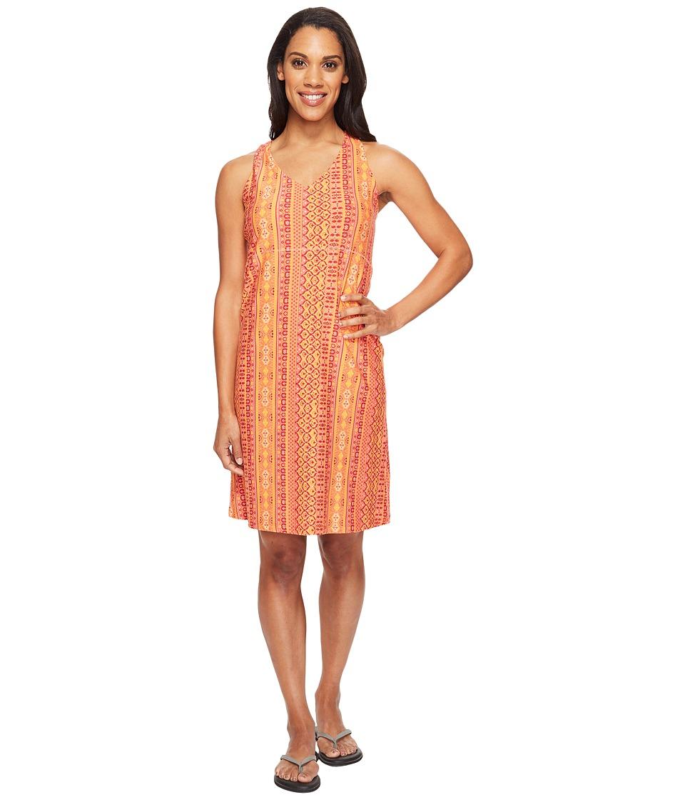 KUHL - Karisma Reversible Dress (Guava) Women's Dress