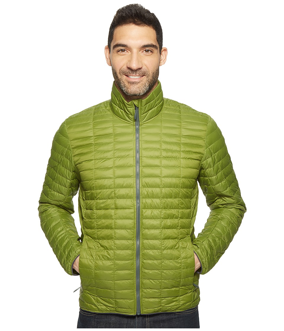 adidas Outdoor - Flyloft Jacket (Craft Green) Men's Coat