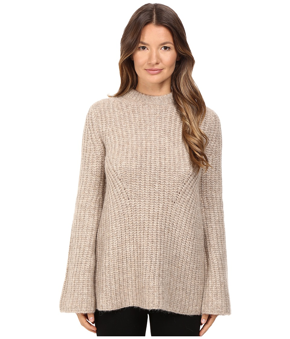 Theory - Bestella Sweater (Oatmeal) Women's Sweater