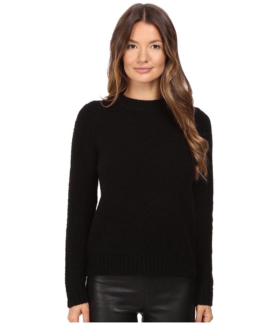 Theory - Boska Frost Sweater (Black) Women's Sweater