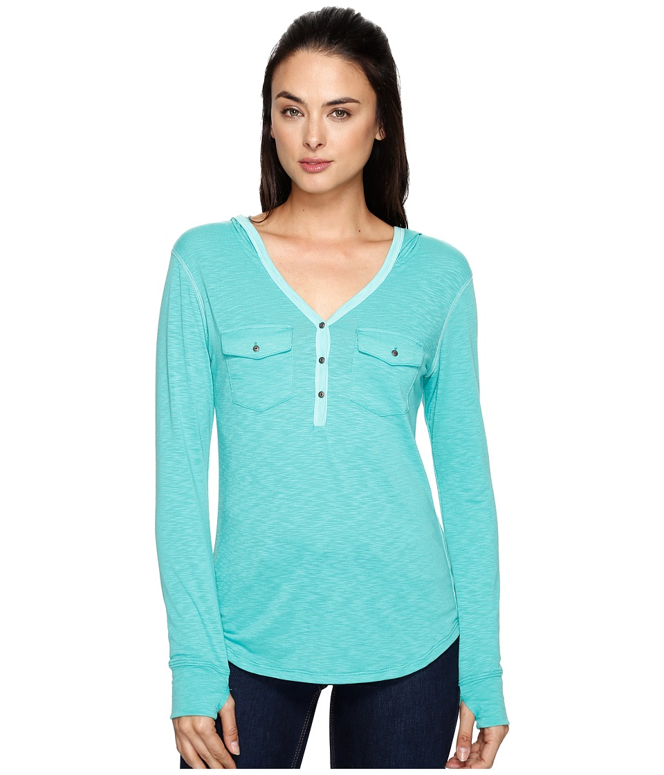 KUHL - Soratm Hoodie (Jade) Women's Sweatshirt