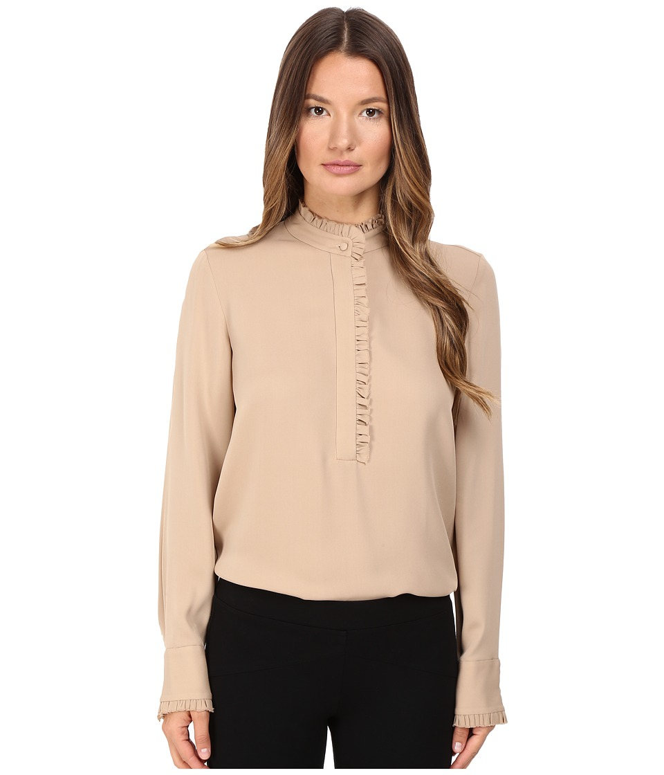 Theory - Eilliv Classic GGT Top (Malt) Women's Clothing