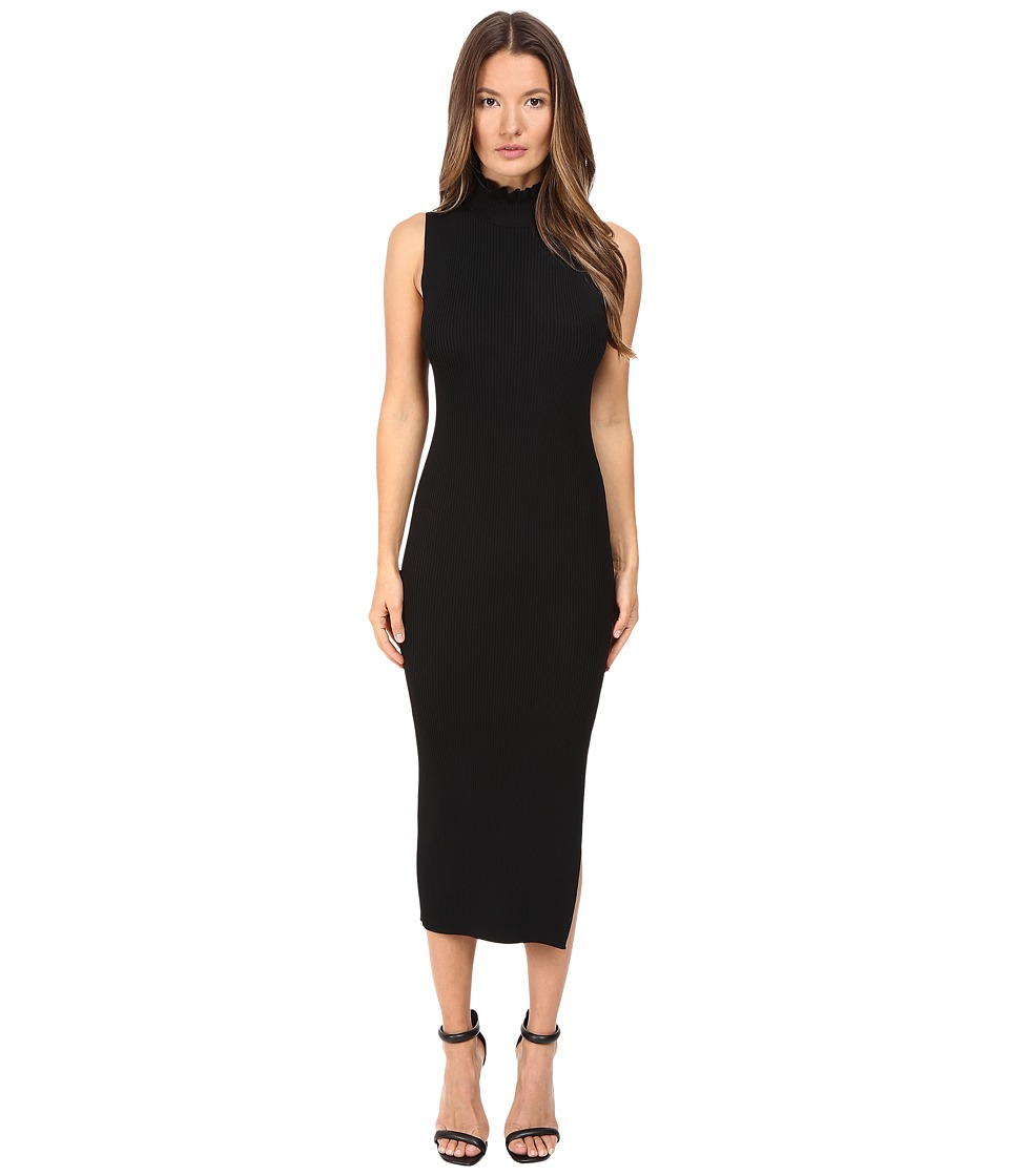 Theory Hedrisa Dress (Black) Women