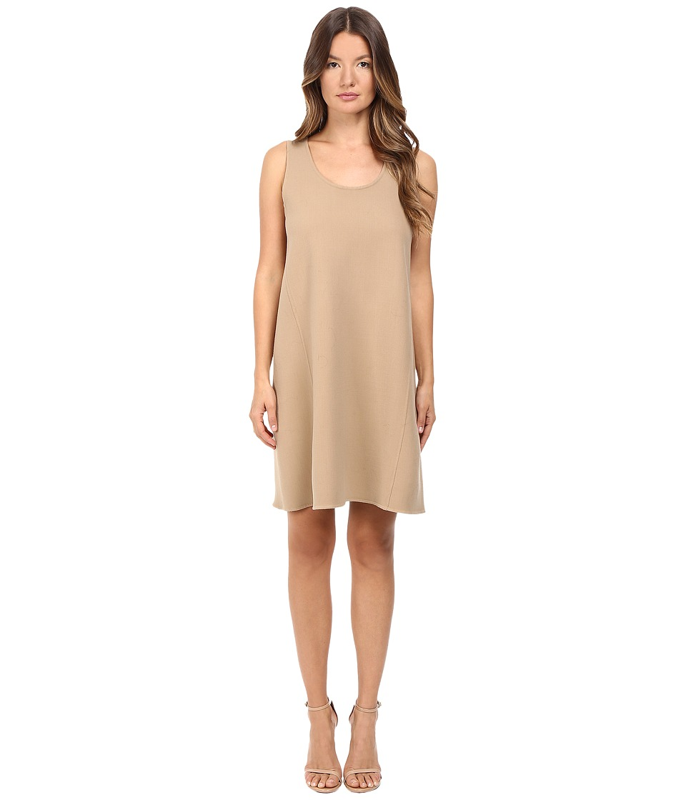 Theory - Kestel DF Saxton Dress (Palomino) Women's Dress