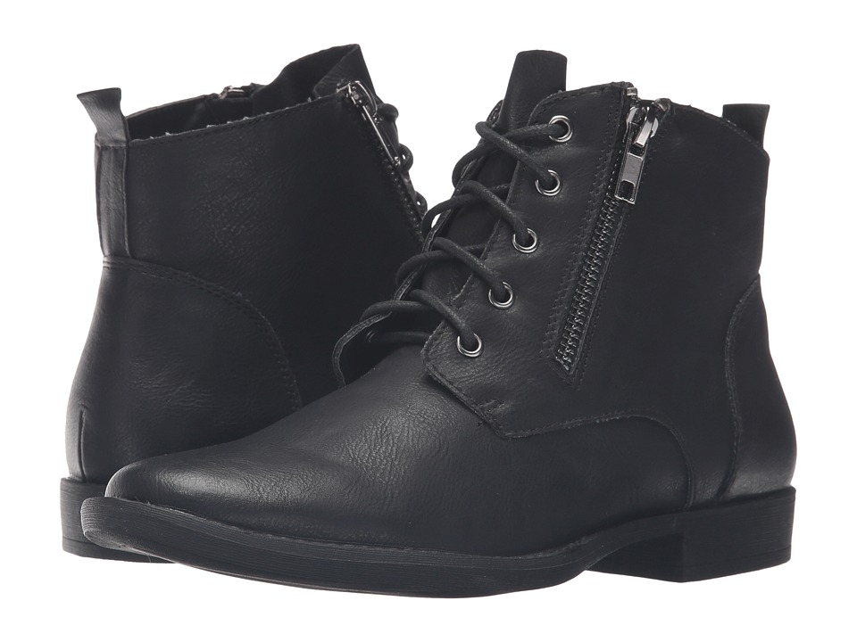 VOLATILE - Benton (Black) Women's Shoes