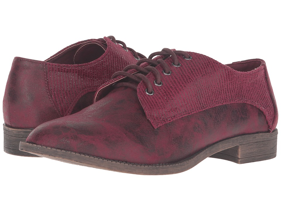 VOLATILE - Warner (Wine) Women's Shoes