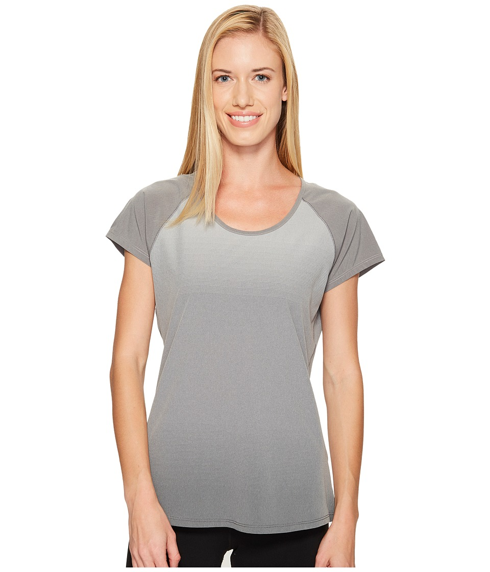 KUHL Harmony Short Sleeve Shirt (Ash) Women