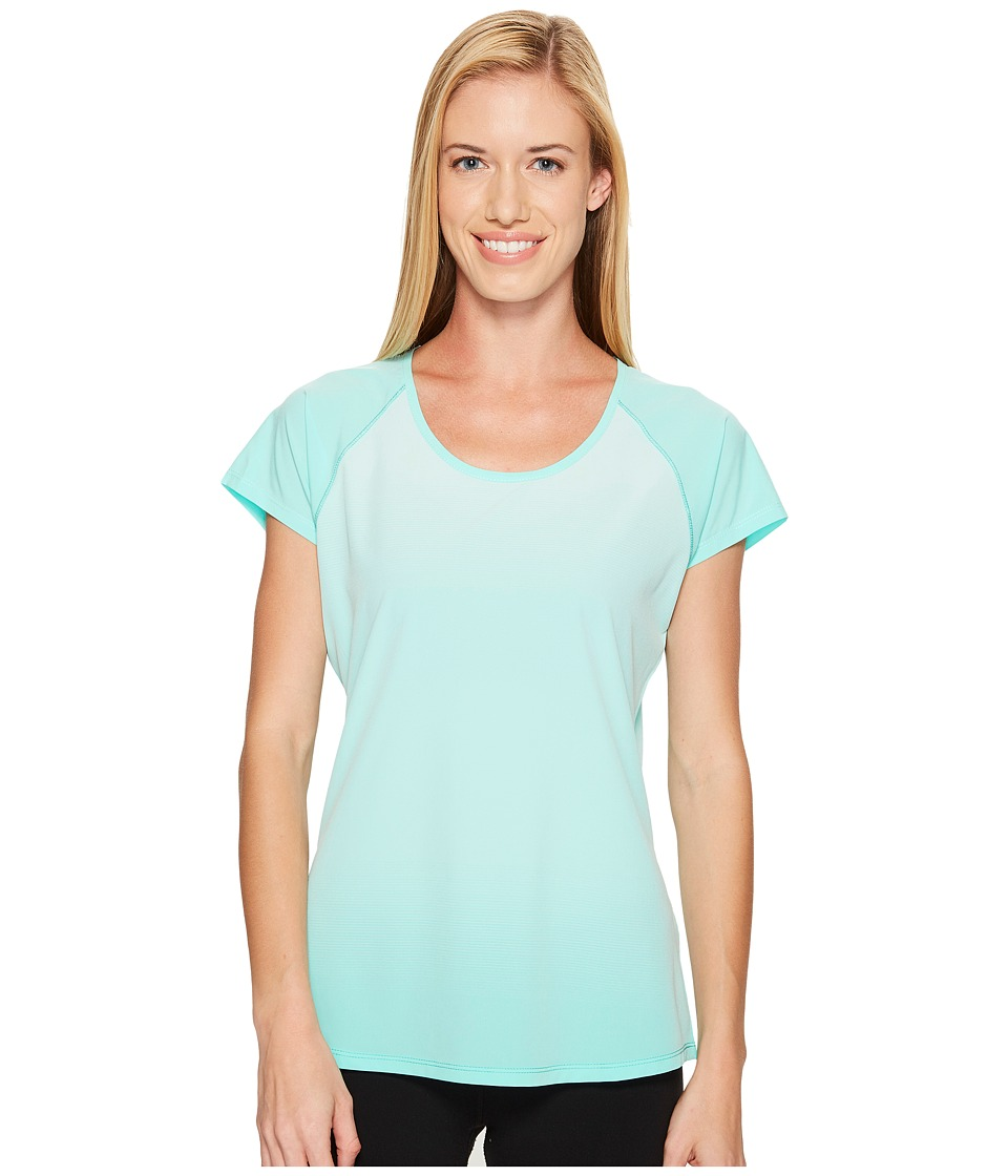 KUHL - Harmony Short Sleeve Shirt (Belize) Women's Short Sleeve Pullover