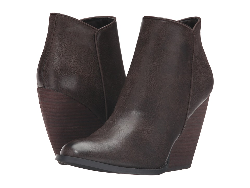 VOLATILE - Gwen (Brown) Women's Boots
