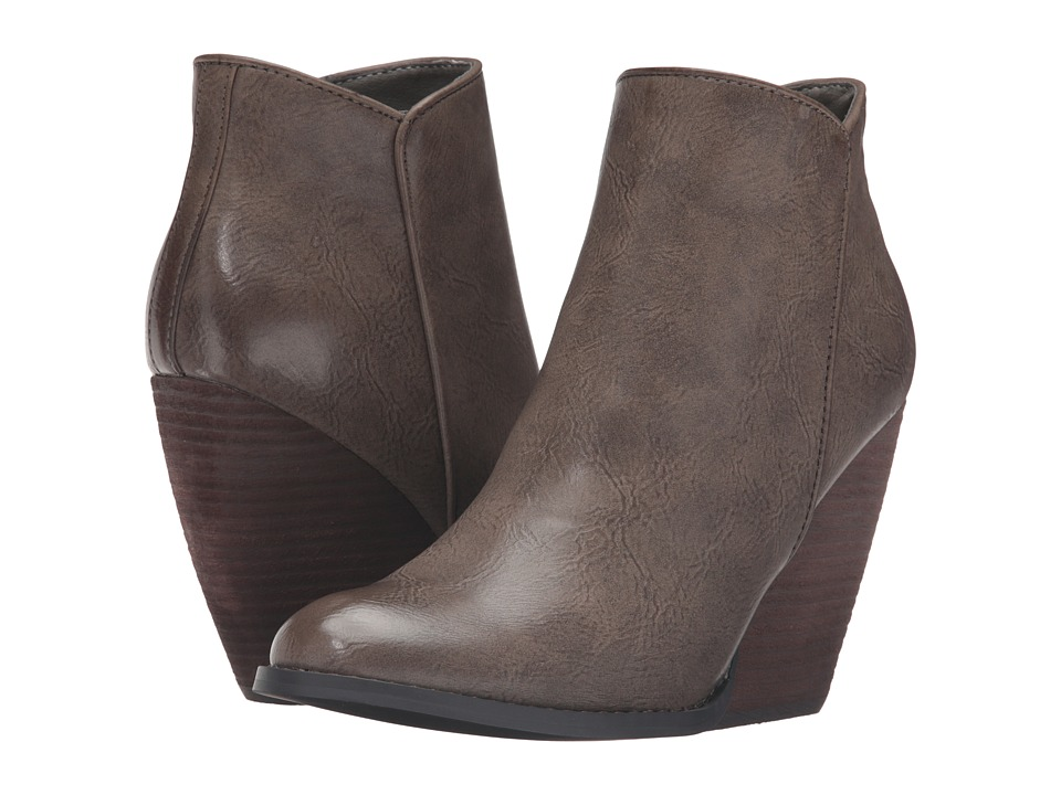 VOLATILE - Gwen (Taupe) Women's Boots