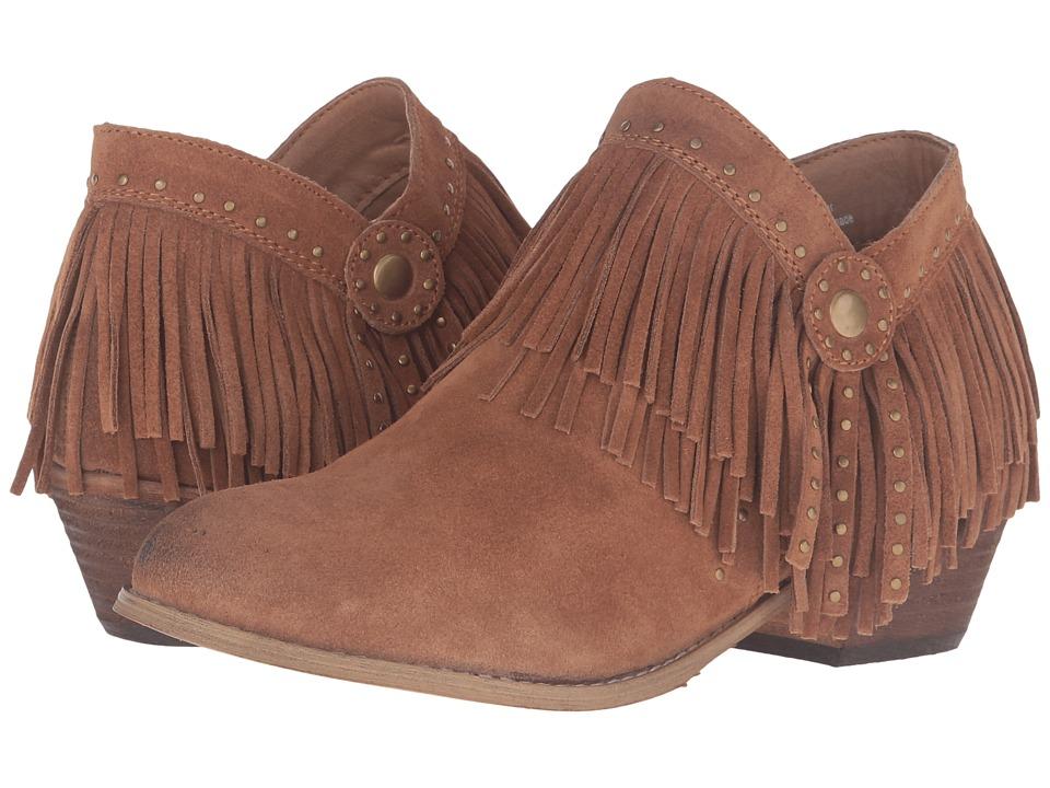 VOLATILE - Cassandra (Tan) Women's Boots