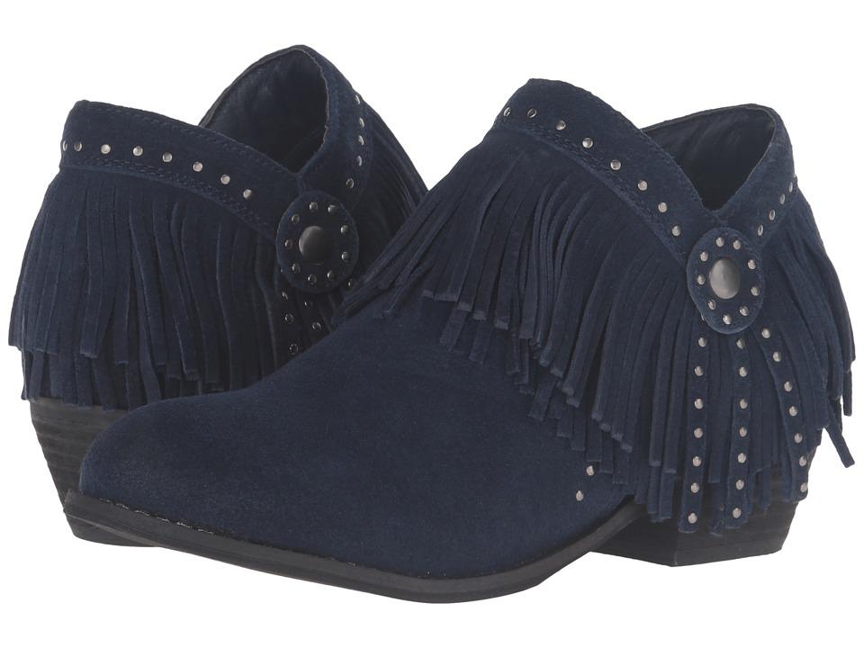 VOLATILE - Cassandra (Navy) Women's Boots