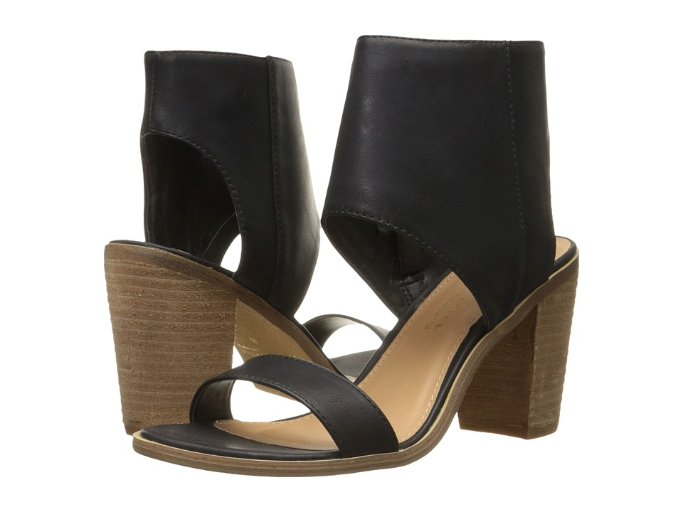 VOLATILE - South (Black) High Heels