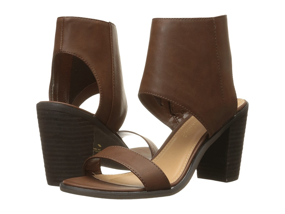 VOLATILE - South (Brown) High Heels