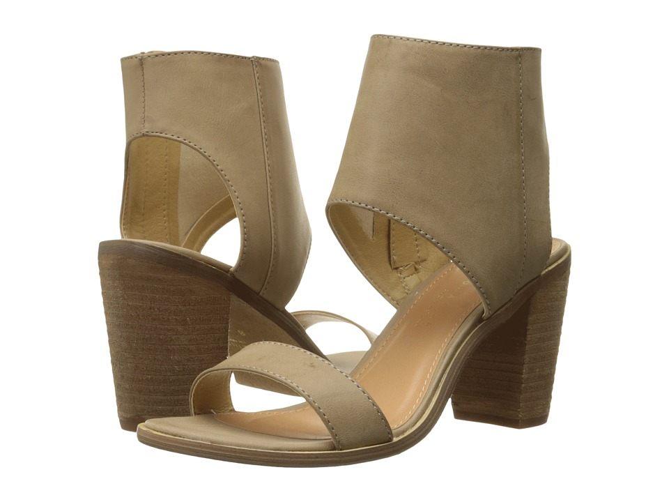 VOLATILE - South (Taupe) High Heels