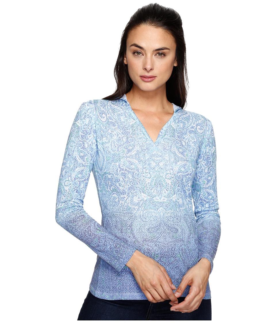 KUHL - Baseltm Hoodie (Atlantis) Women's Long Sleeve Pullover