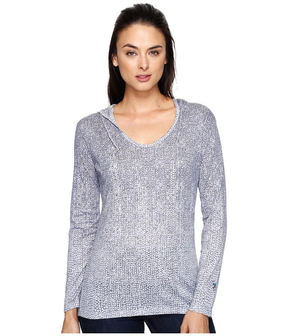 KUHL - Drift Hoodie (Ash) Women's Sweatshirt