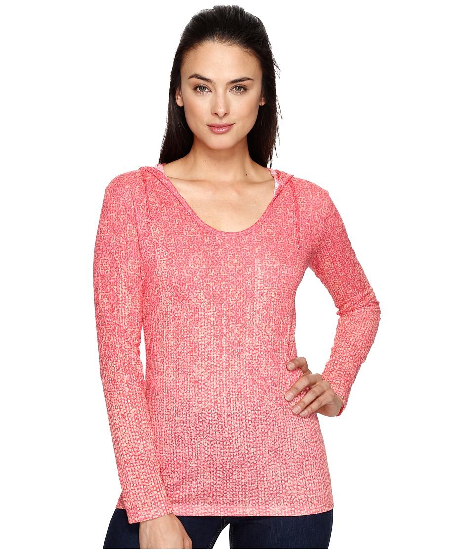 KUHL - Drift Hoodie (Guava) Women's Sweatshirt