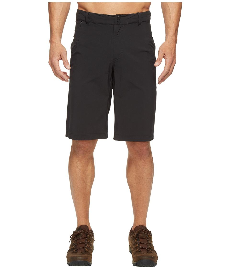 adidas Outdoor - Trailcross Bermuda Shorts (Black) Men's Shorts