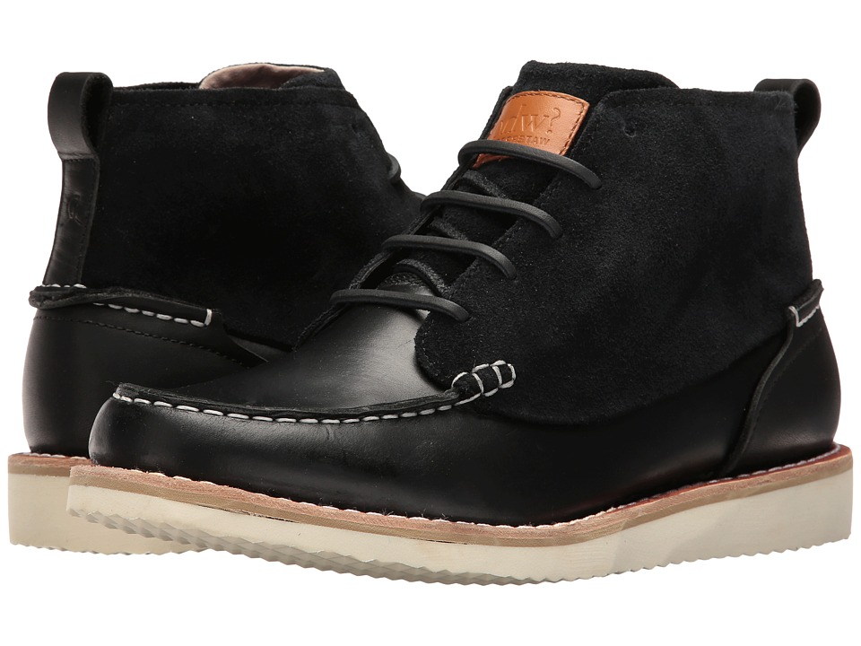 ohw? - Holden (Black) Men's Shoes