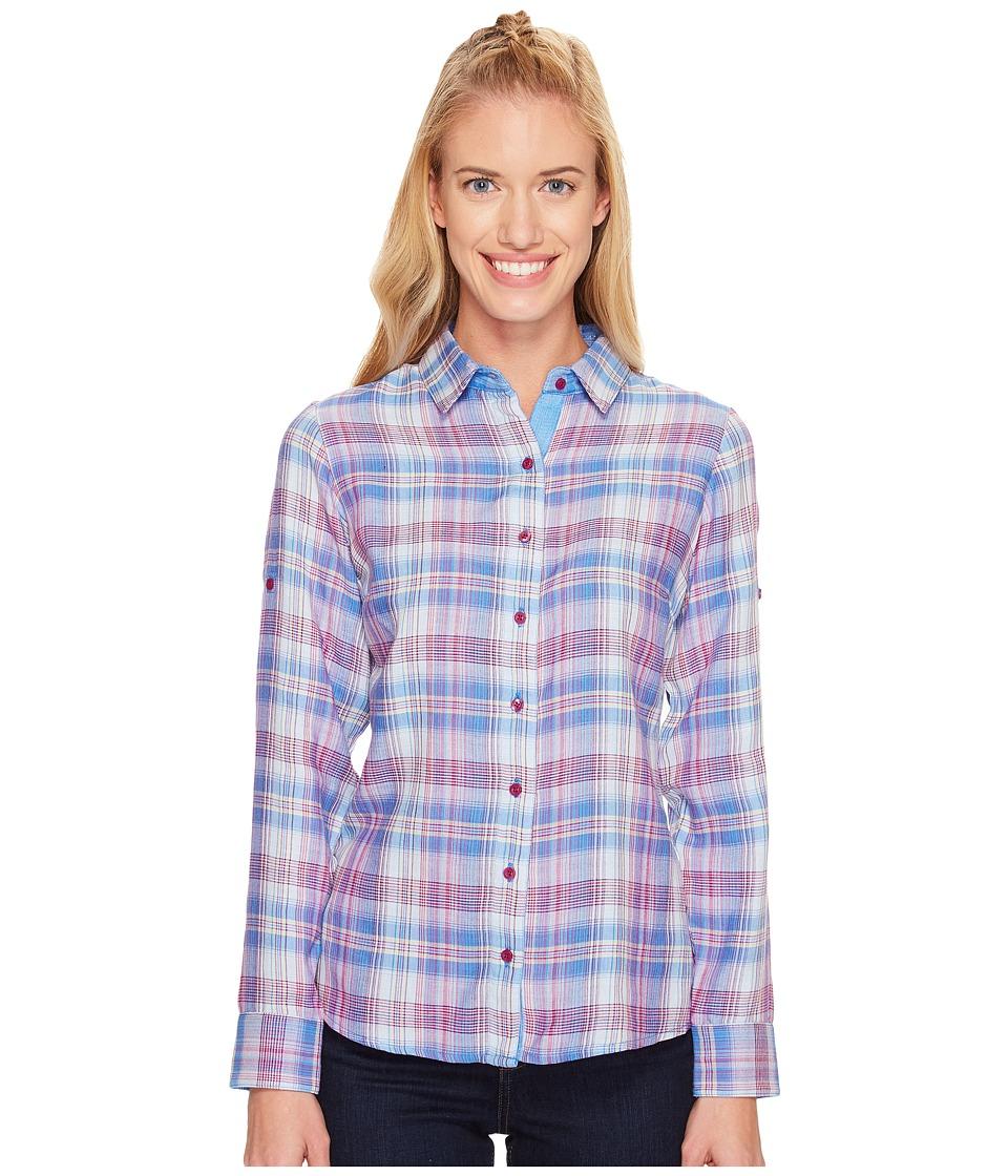 KUHL - Asta Long Sleeve Shirt (Atlantis) Women's Long Sleeve Button Up