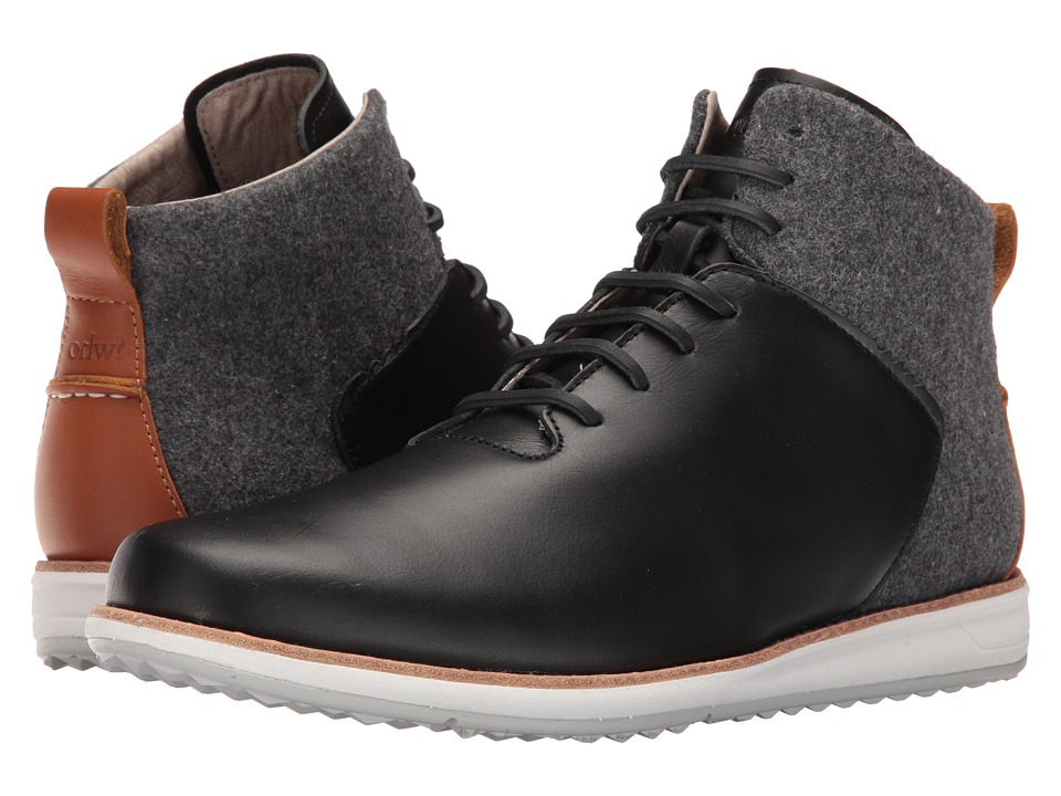 ohw? - Gatland (Black/Grey Date Palm) Men's Shoes