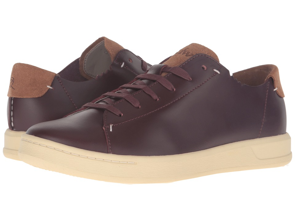ohw? - Deacon (Burgundy Date Palm) Men's Shoes