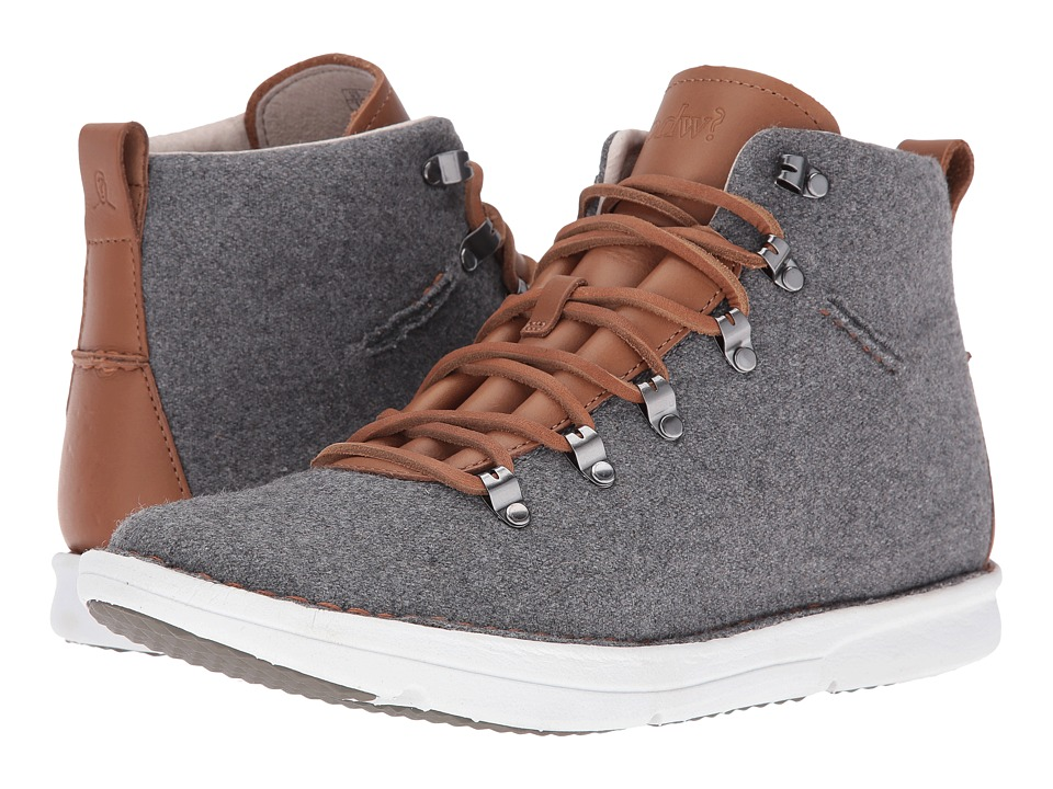 ohw? - Dan (Grey/Brown) Men's Shoes