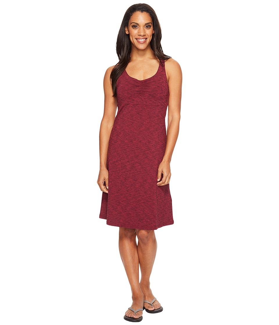 KUHL Mova Aktivtm Dress (Plum Heather) Women