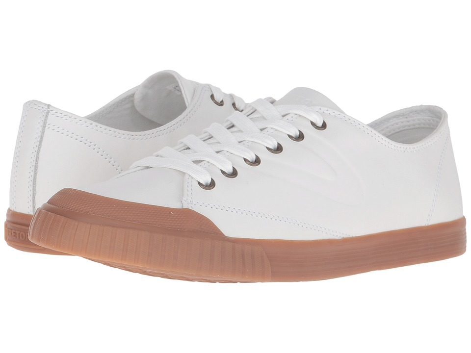 Tretorn - Marley 2 (White/Honey) Women's Lace up casual Shoes