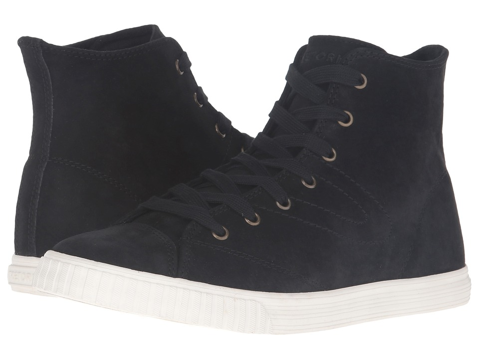 Tretorn Match HI3 (Black/Black) Women