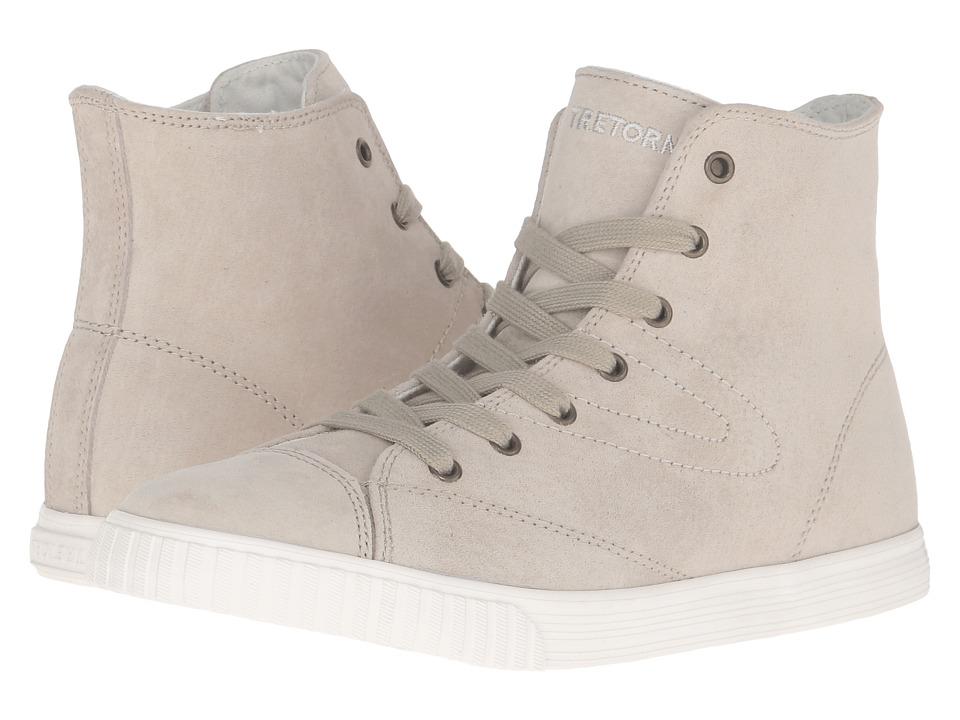 Tretorn - Match HI3 (Sand/Sand) Women's Lace up casual Shoes