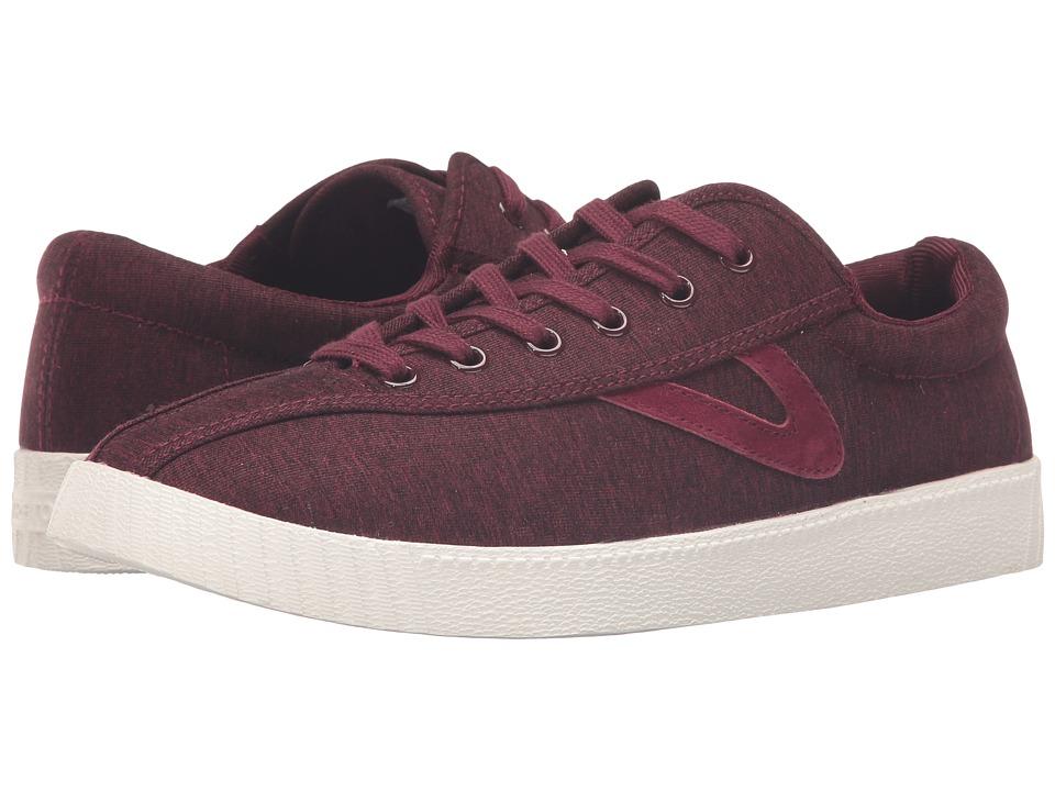 Tretorn - Nylite 4 Plus (Wine/Wine) Men's Lace up casual Shoes