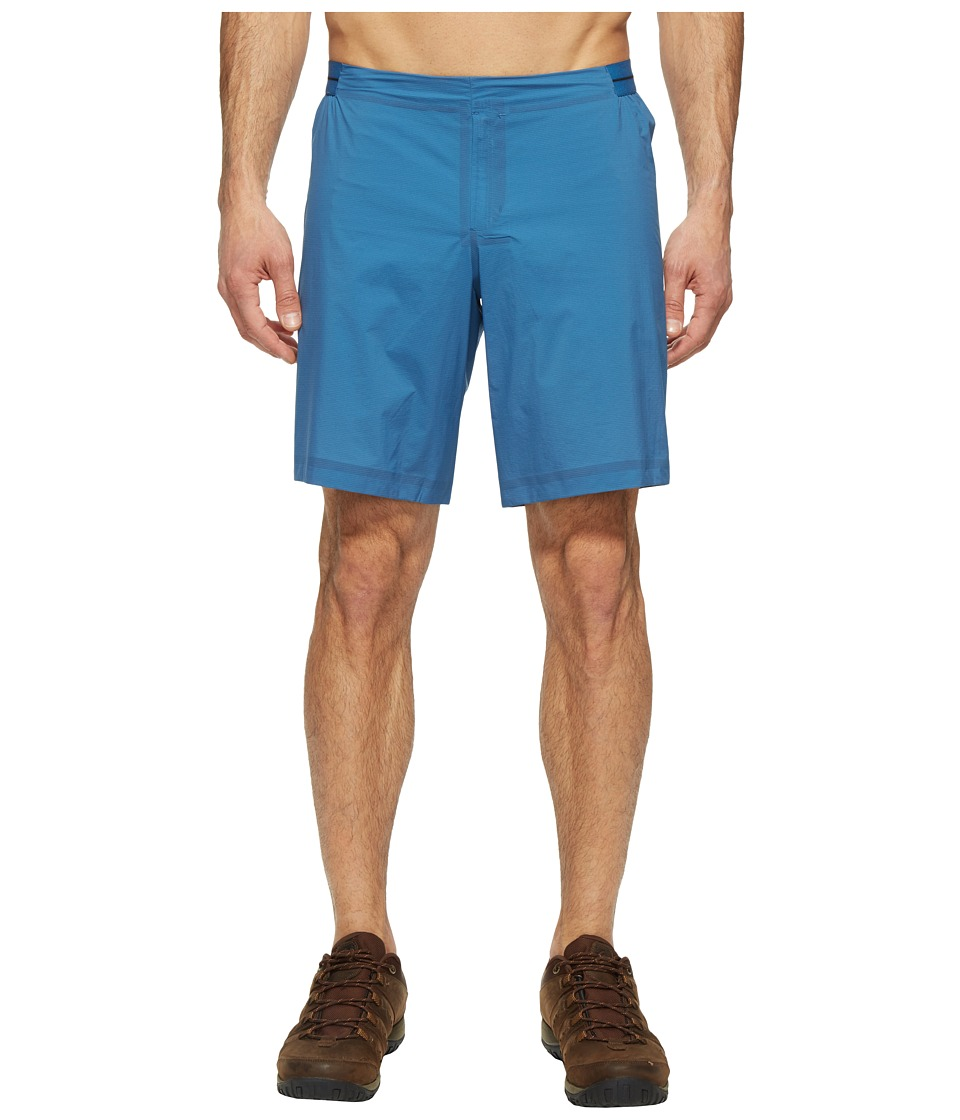 adidas Outdoor - Terrex Agravic Shorts (Core Blue) Men's Shorts