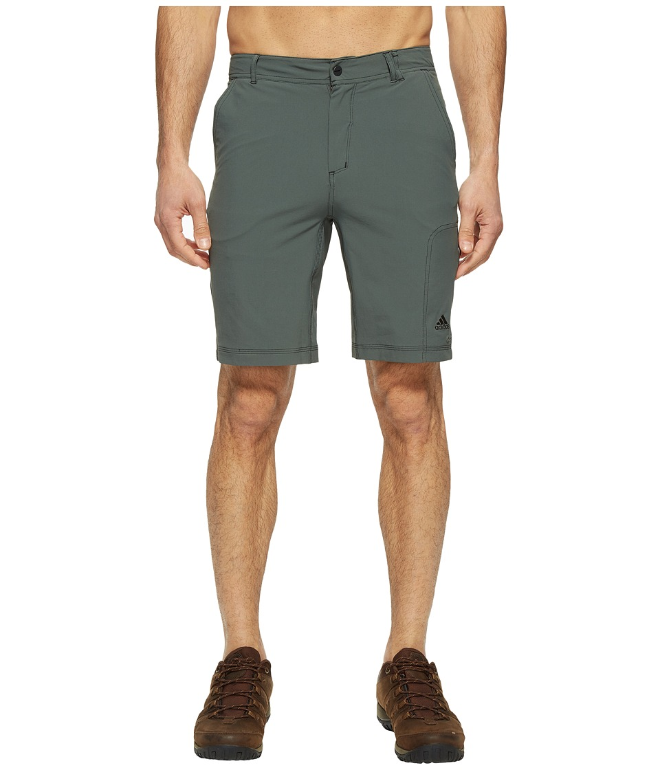 adidas Outdoor - Lite Hike Flex Shorts (Utility Ivy) Men's Shorts