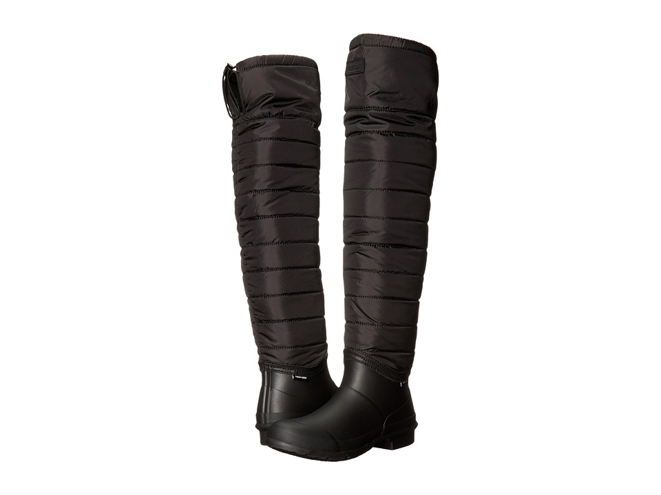 Tretorn - Harriet (Black/Black/Black) Women's Boots