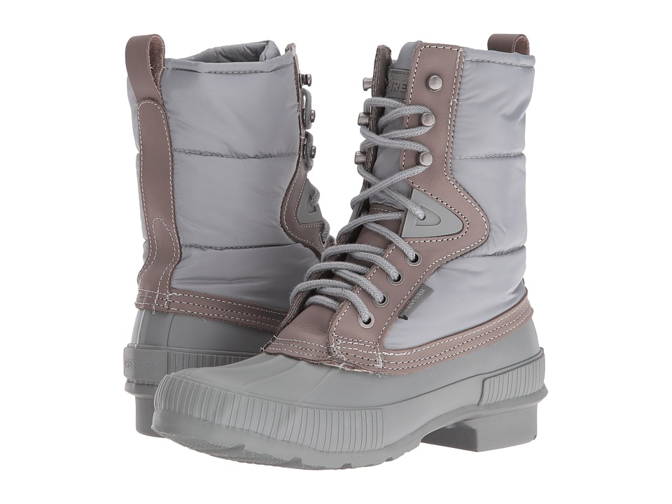 Tretorn - Foley (Grey/Grey) Women's Lace-up Boots