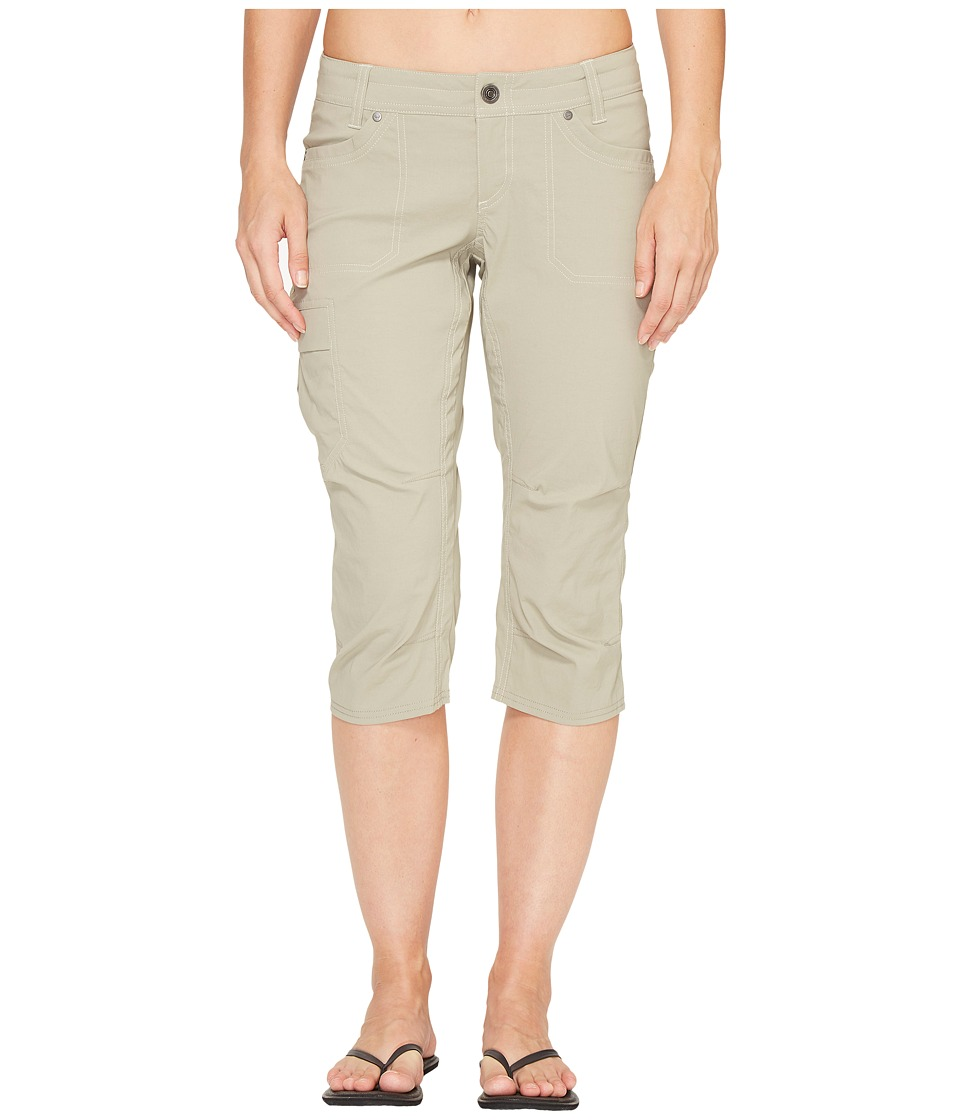 KUHL Kliffside Air Kapri (Khaki) Women