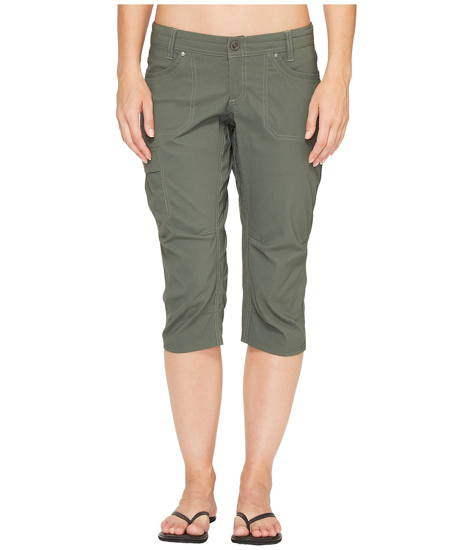 KUHL - Kliffside Air Kapri (Sage) Women's Capri