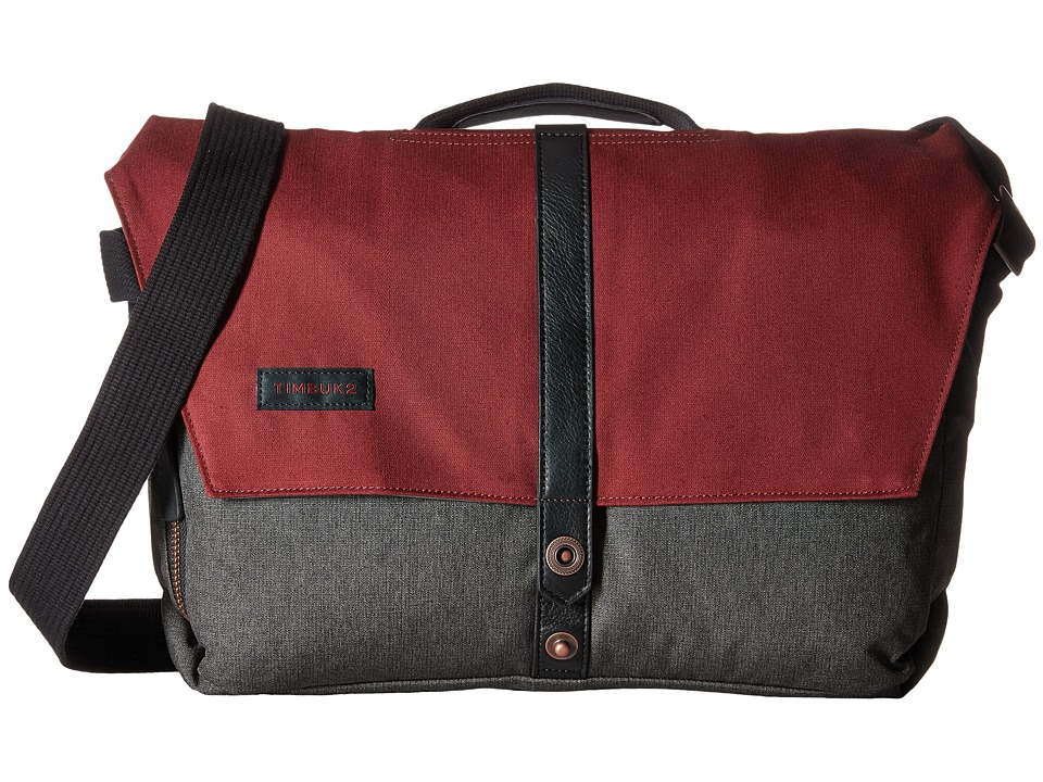 Timbuk2 - Sunset Messenger (Red Devil Black) Messenger Bags