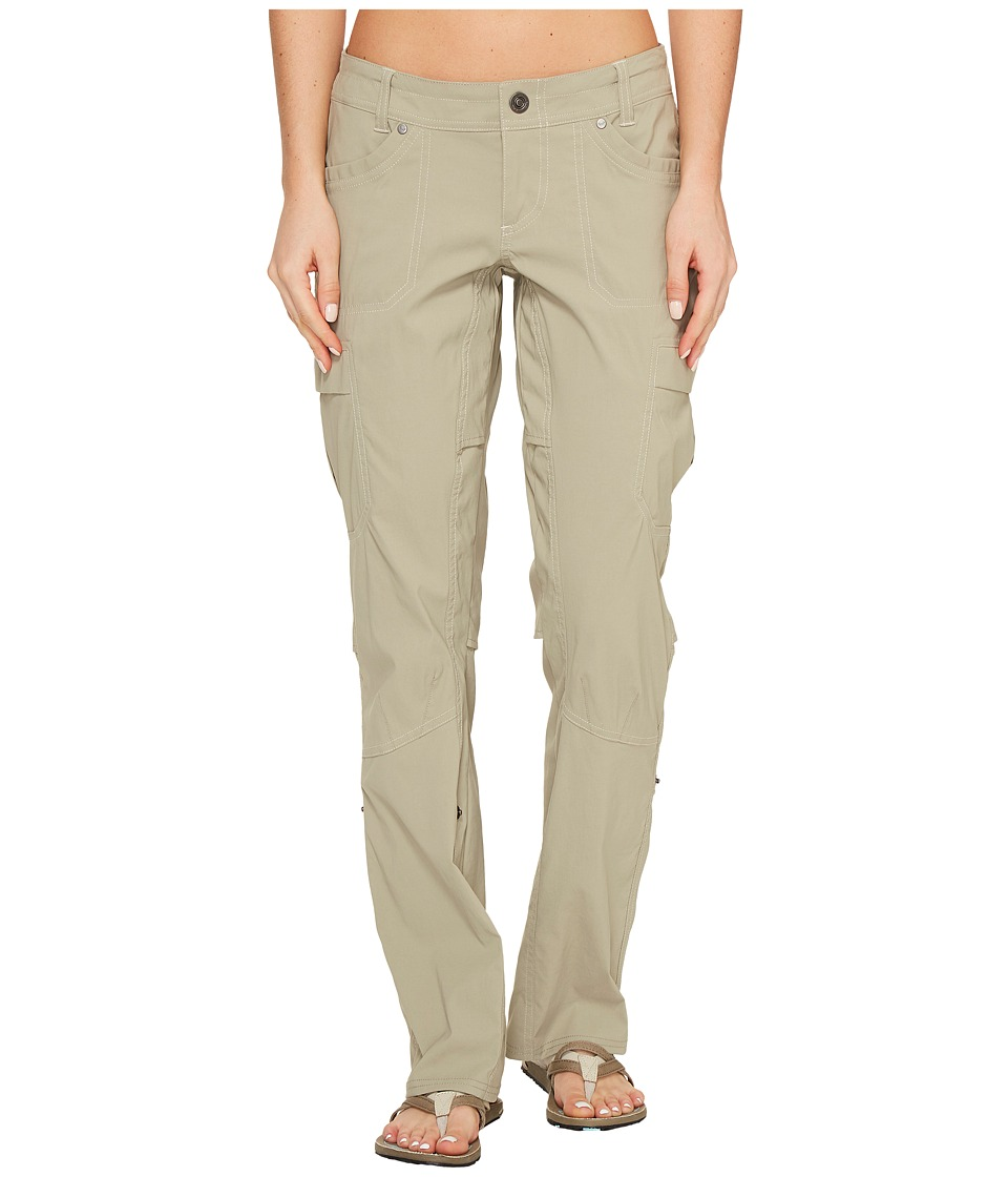 KUHL - Kliffside Air Cargo Pants (Khaki) Women's Casual Pants