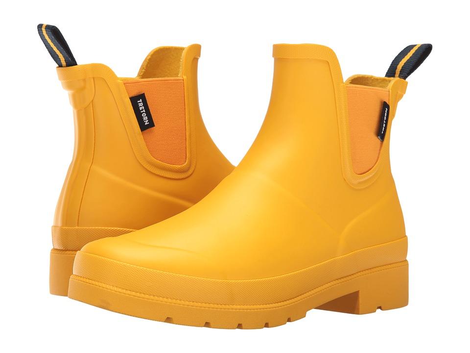 Tretorn - Lina (Yellow/Yellow) Women's Boots