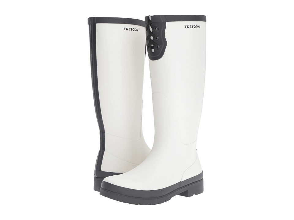 Tretorn - Lacey (Winter White/Black) Women's Boots