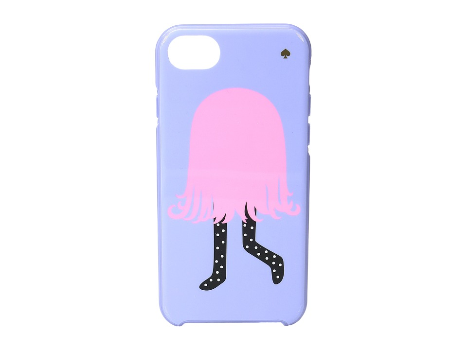 Kate Spade New York - Make Your Own Monster Phone Case for iPhone 7 (Pink Multi) Cell Phone Case