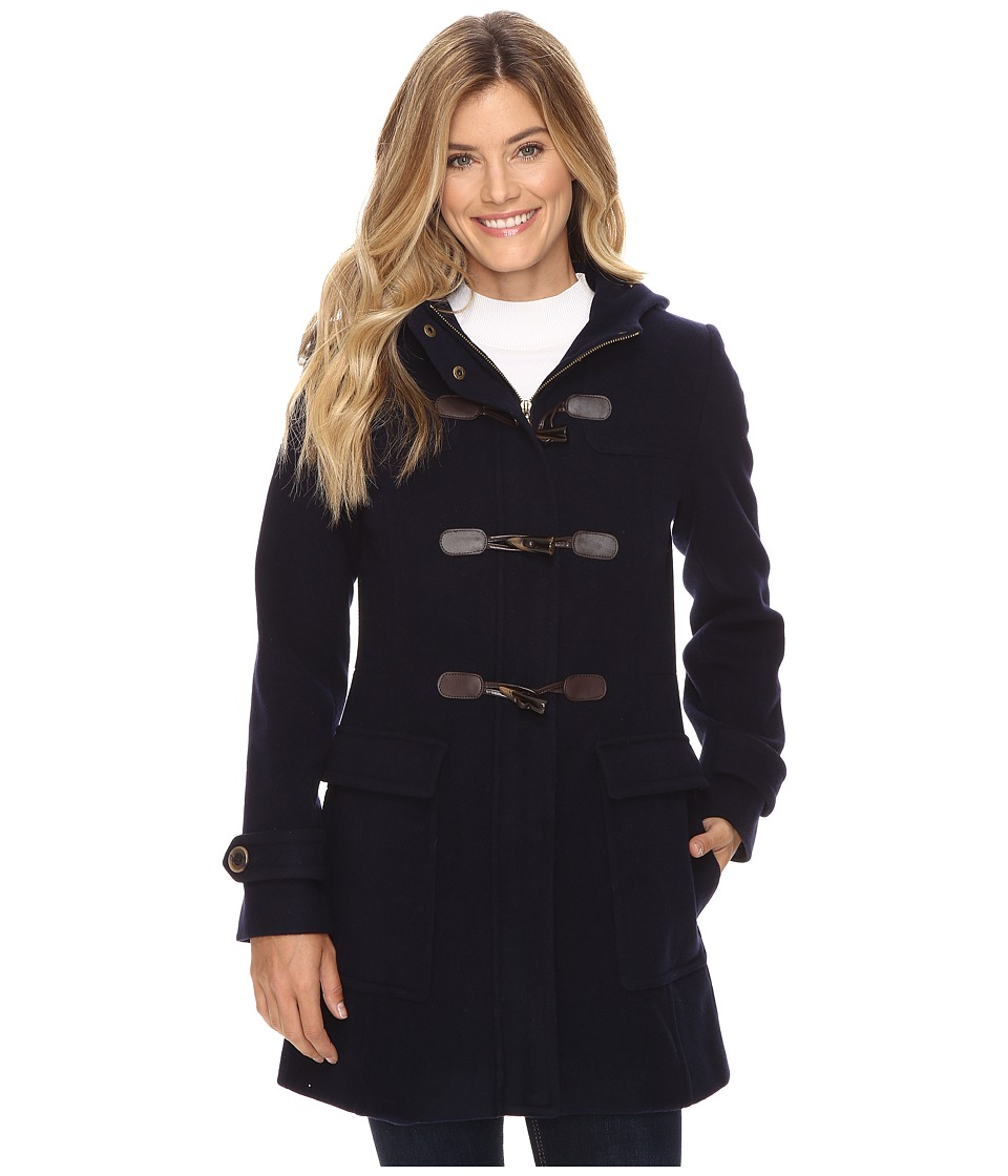 Pendleton - Toggle Coat (Navy) Women's Coat