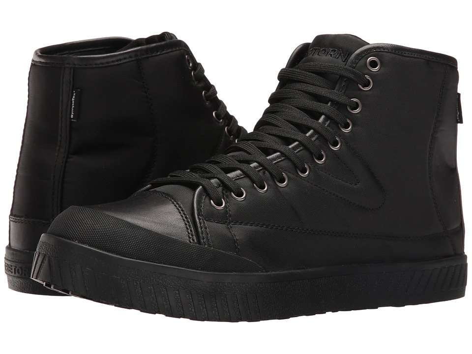 Tretorn Bailey 4 (Black/Black/Black) Men