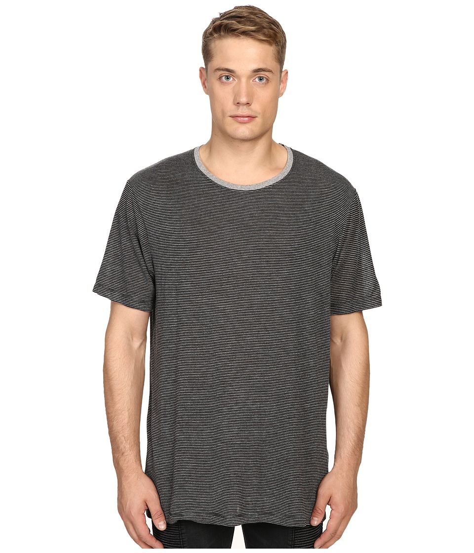 Pierre Balmain - Favorite T-Shirt (Black/Grey) Men's T Shirt
